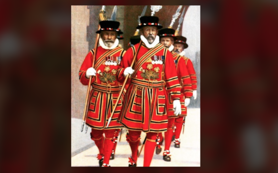 """The """"Beefeaters"""""""
