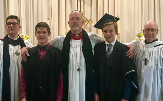 Commencement Address at St. Andrew's Academy, 2020
