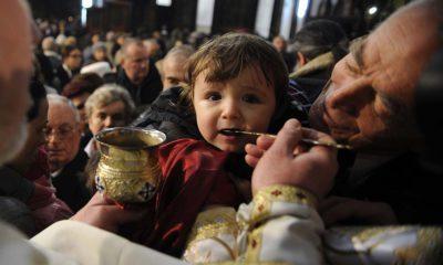 The Historic Case for Paedocommunion (Child Communion)