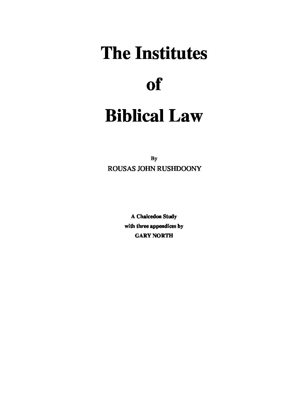 institutes-of-biblical-law-vol-1-rushdoony