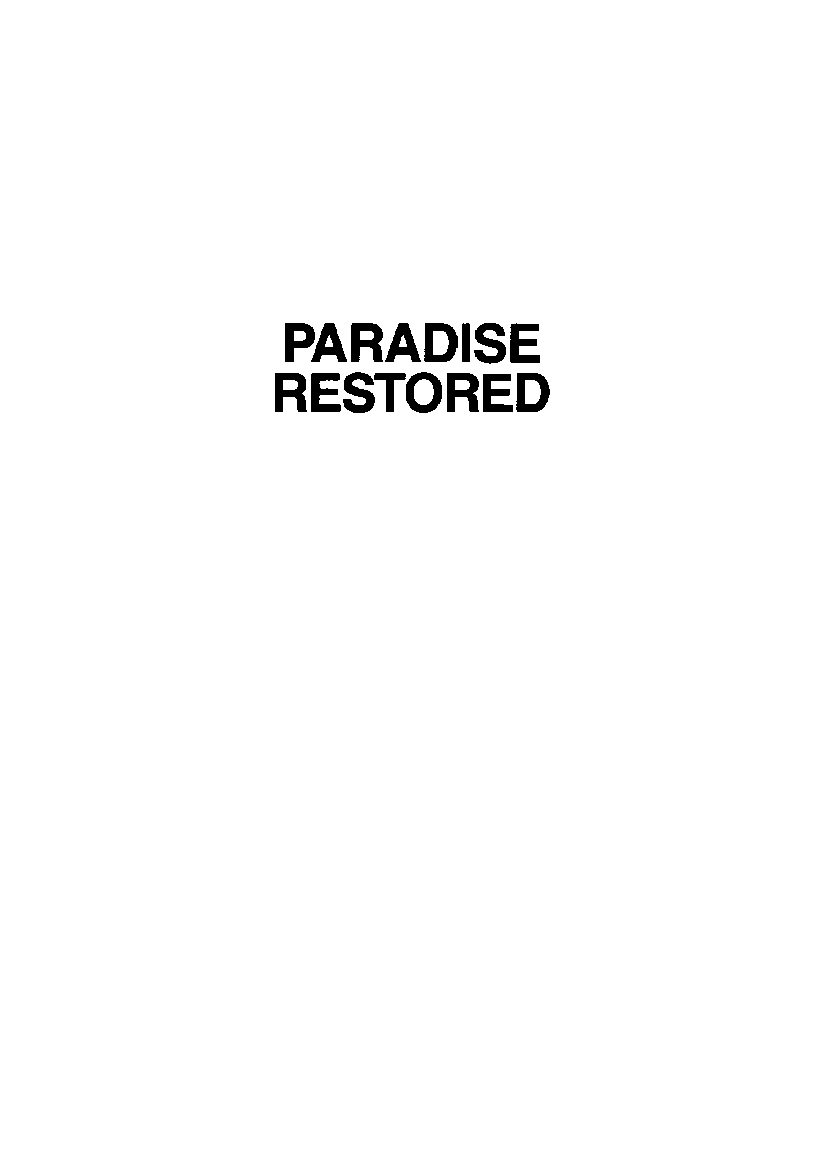 paradise_restored