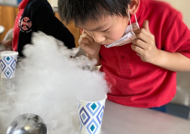 Why I started a STEM Club at our Classical School