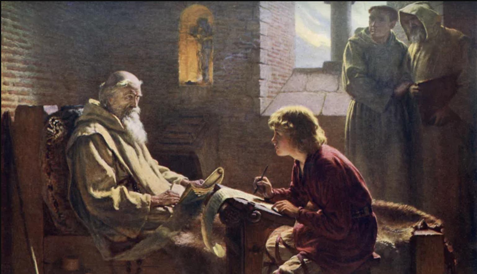 Prayerbook Asceticism