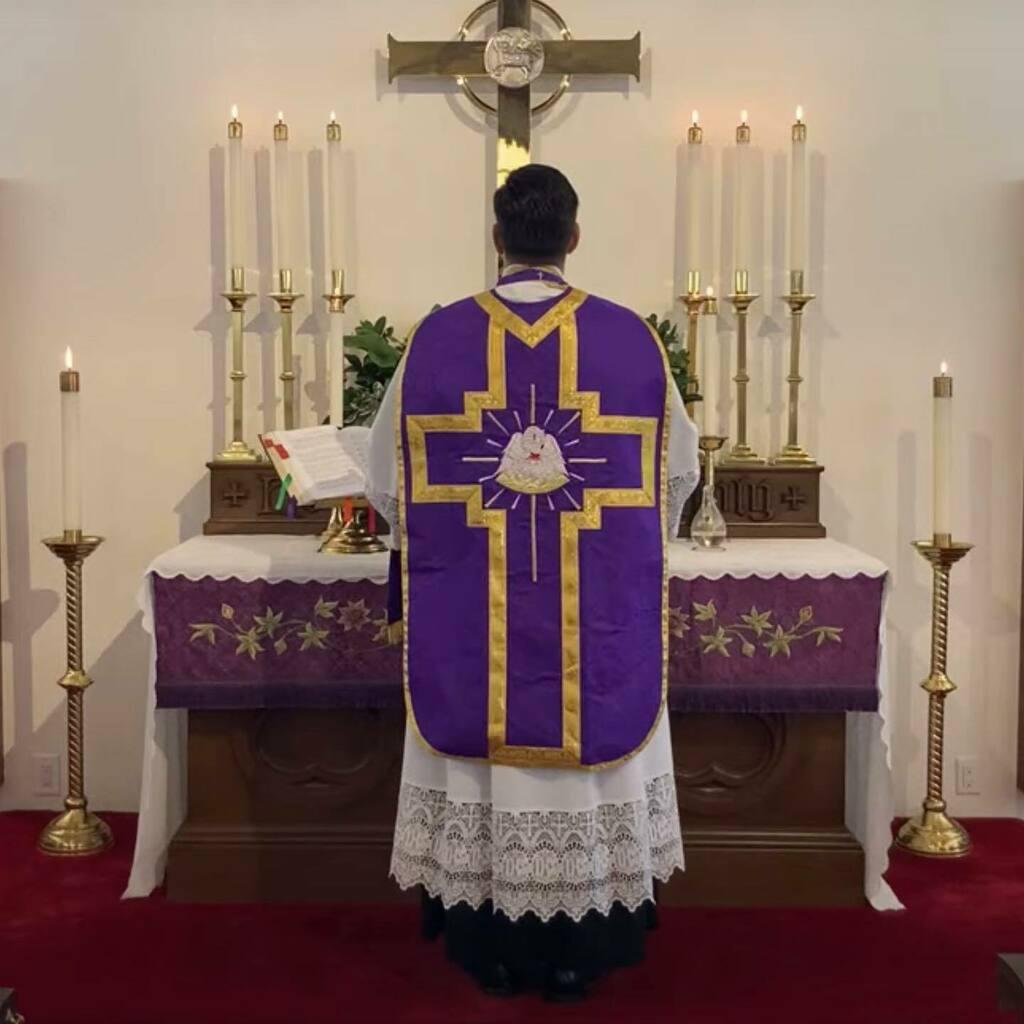 My First 7AM Mass